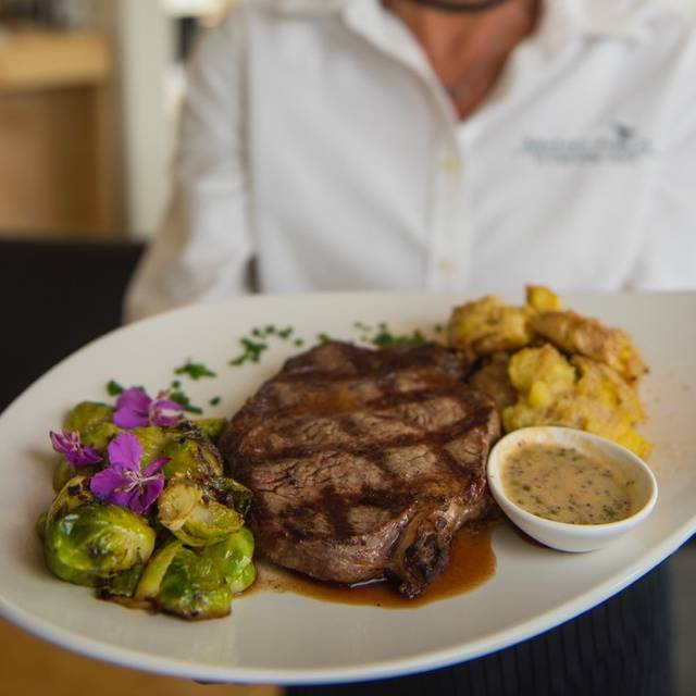 Knik River Lodge Restaurant Menu