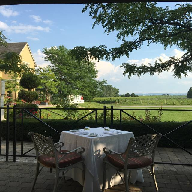 Peller Estates Winery Restaurant, Niagara-on-the-Lake, ON