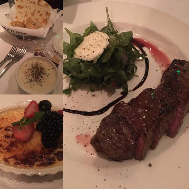 The Capital Grille - Boston, Boston, MA