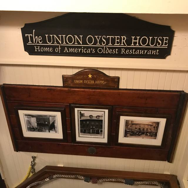 Union Oyster House, Boston, MA