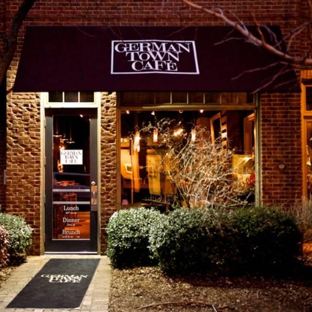 Germantown Cafe, Nashville, TN