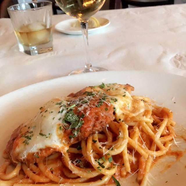 Timpano Italian Chophouse - Tampa, Tampa, FL