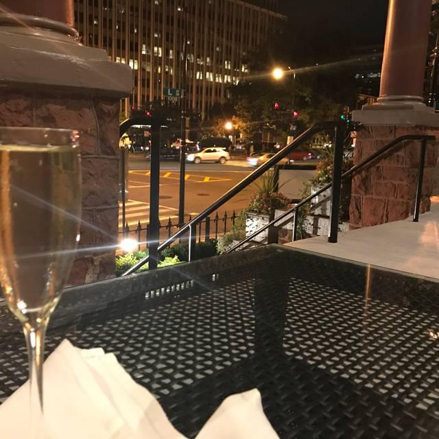 Morrison-Clark Restaurant, Washington, DC