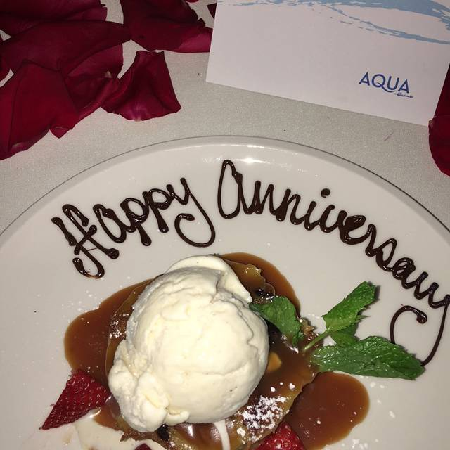 AQUA by El Gaucho, Seattle, WA
