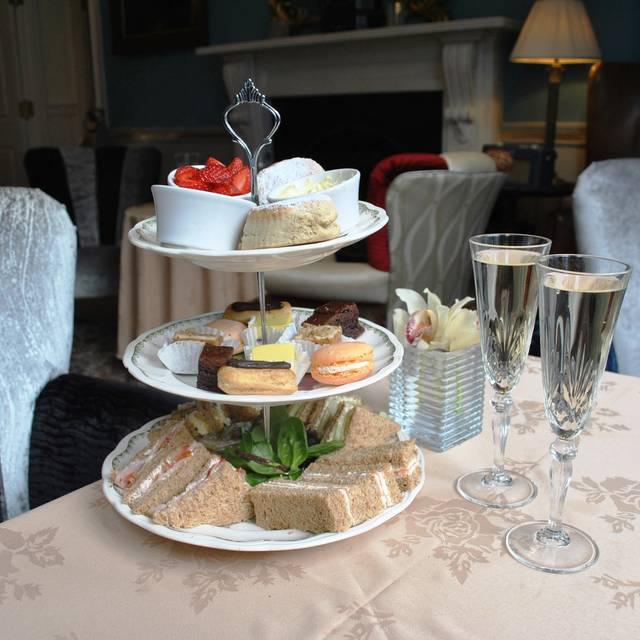 Cranley Hotel London Afternoon Tea