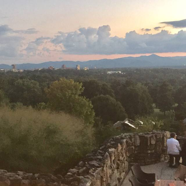 Sunset Terrace - Omni Grove Park Inn, Asheville, NC