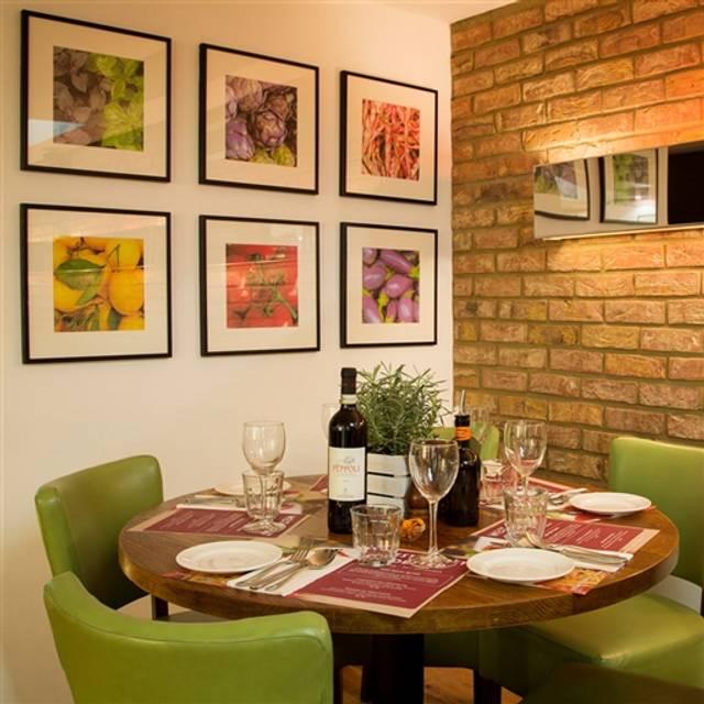Spaghetti House Bryanston, London