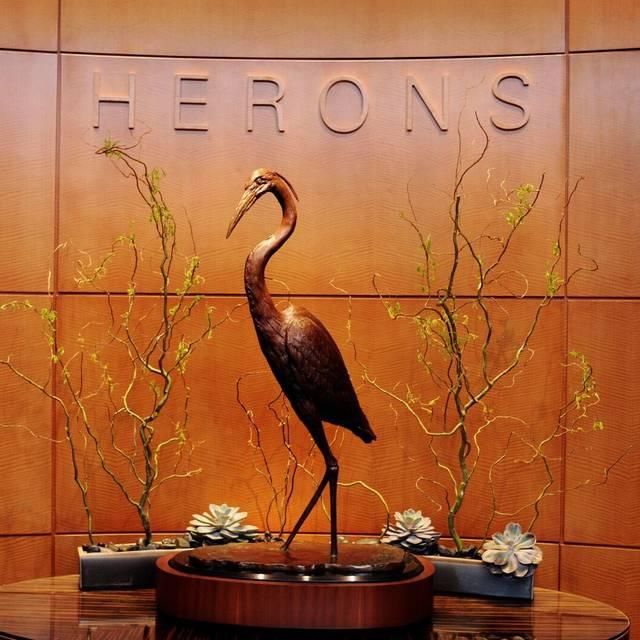 Herons, Cary, NC