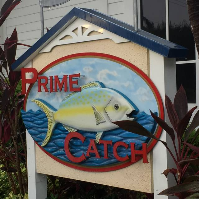 Prime Catch on the Waterfront, Boynton Beach, FL