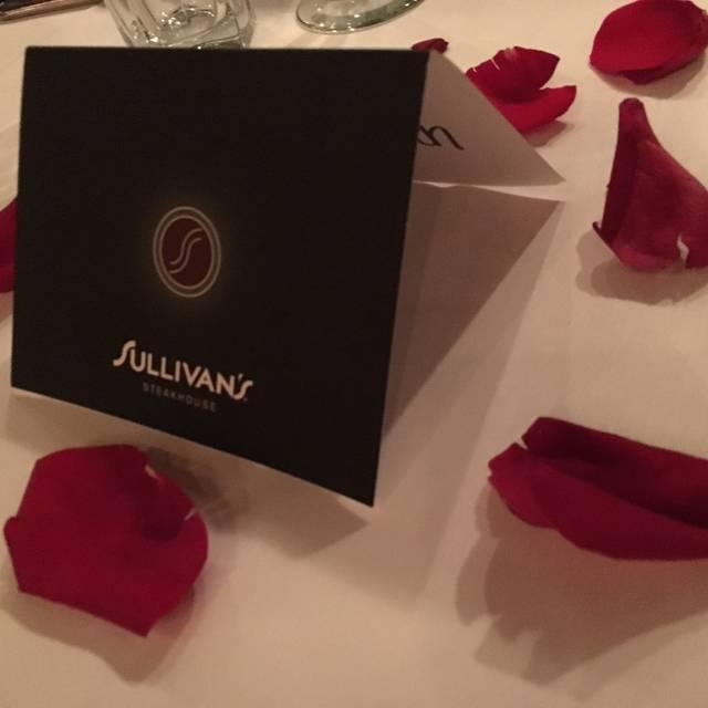 Sullivan's Steakhouse - Indianapolis, Indianapolis, IN