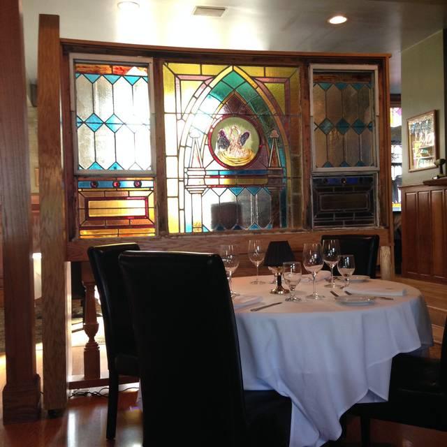 Belfry Inn and Bistro, Sandwich, MA