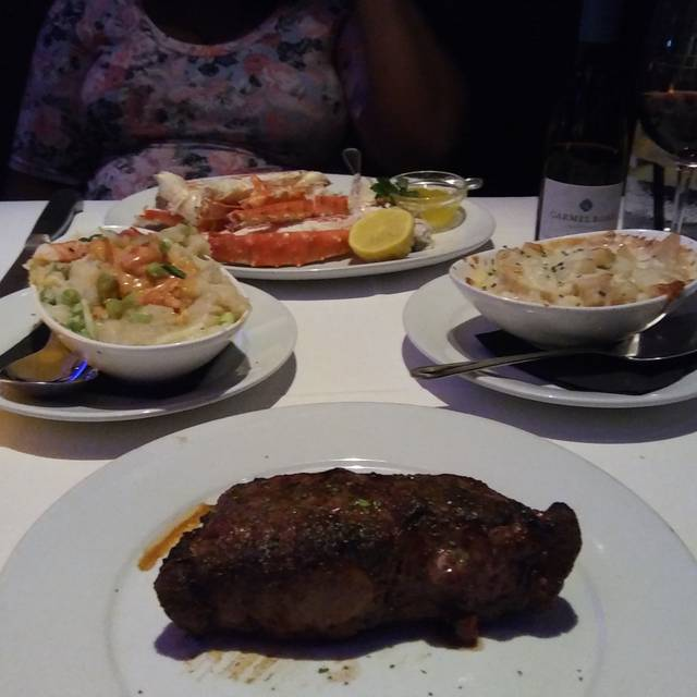 Wildfish seafood grille san antonio san antonio tx for Wild fish san antonio