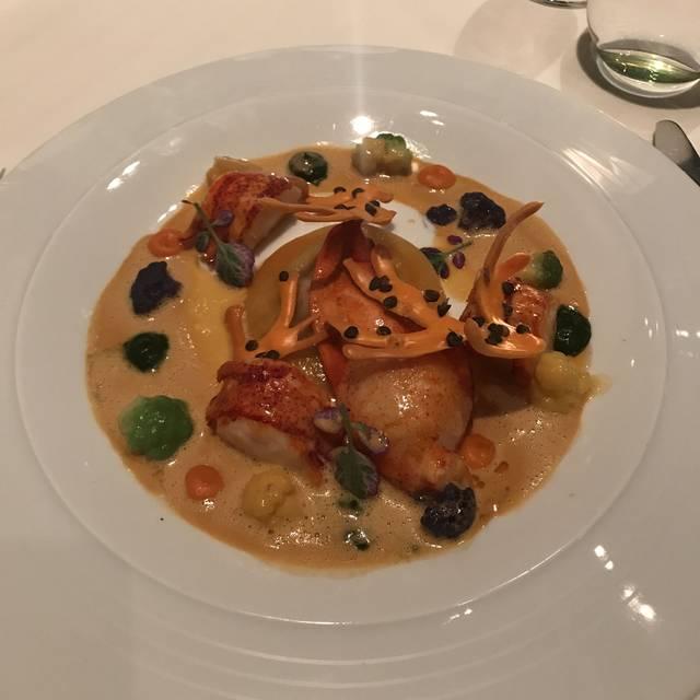 Restaurant Guy Savoy - Caesars Palace, Las Vegas, NV