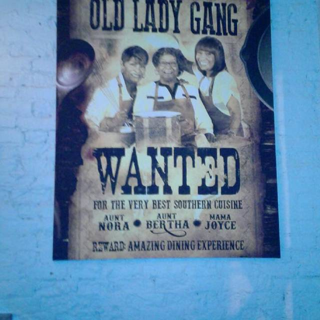 Old Lady Gang, Atlanta, GA