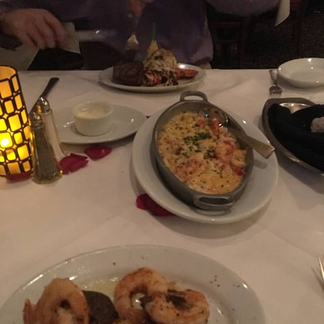 Ruth's Chris Steak House - San Antonio (Airport), San Antonio, TX