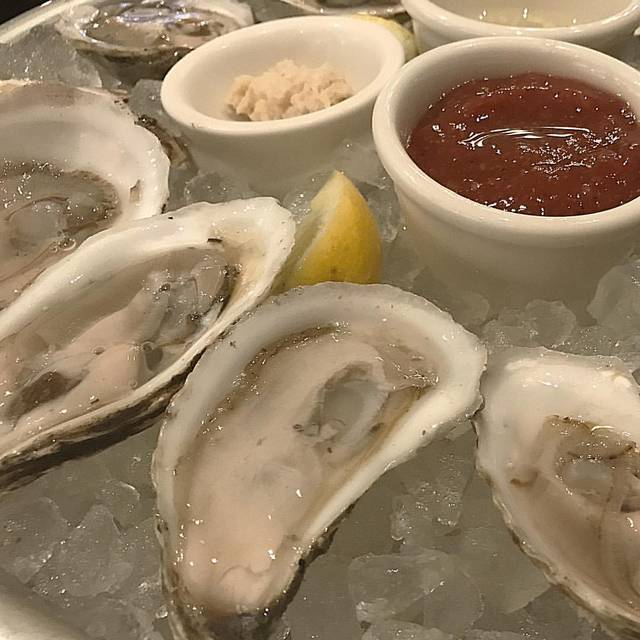 Oysters - Becks, Augusta, GA