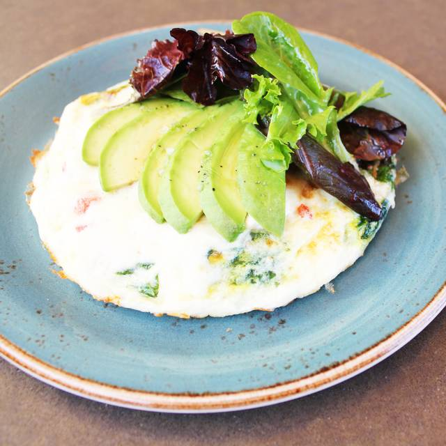 Egg White Frittata - The Rooftop Grill at Montage Beverly Hills, Beverly Hills, CA