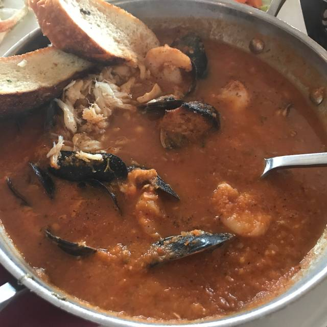 Cioppino's, San Francisco, CA