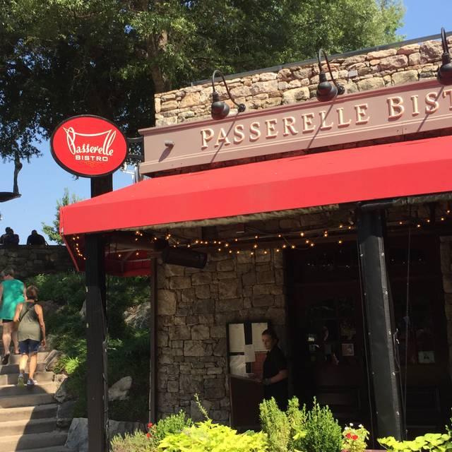 Passerelle Bistro, Greenville, SC