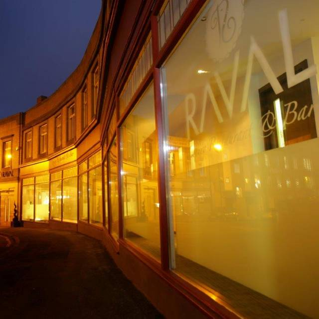 Raval Luxury Indian Restaurant Newcastle Upon Tyne