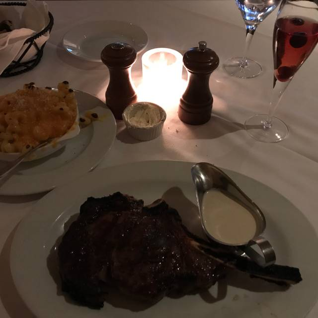 Nick & Stef's Steakhouse - New York, New York, NY