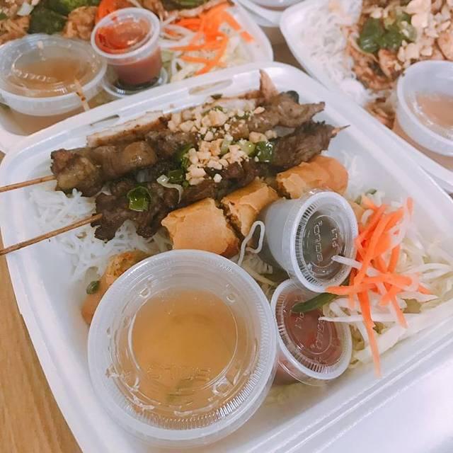 Soc Trang Restaurant Menu