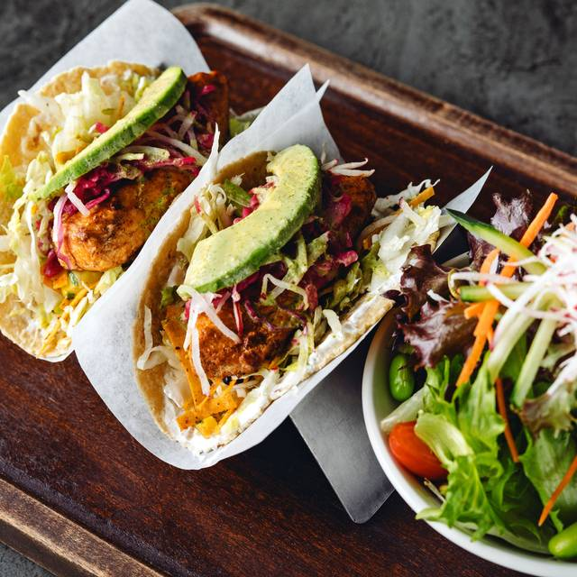 Fish Tacos - Moxie's Grill & Bar - Fairview Mall, North York, ON