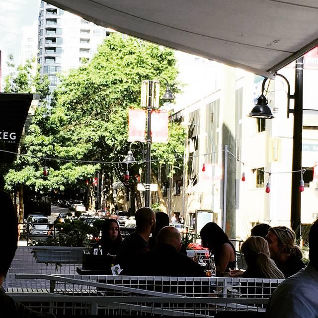 West Oak Restaurant, Vancouver, BC