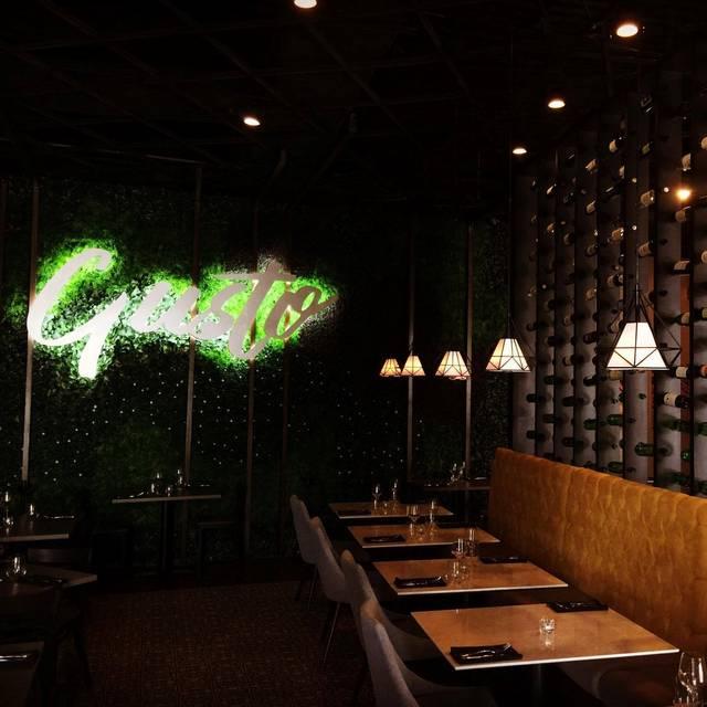 Gusto el paso restaurante el paso tx opentable - La hora en el paso texas ...