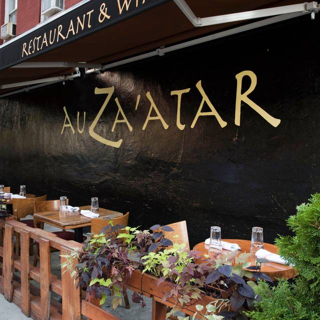 Au Za'atar, New York, NY