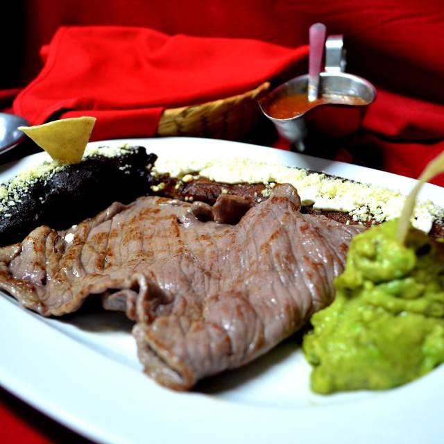 Cecina Istmeña - Restaurant El Trocadero, Coatzacoalcos, VER