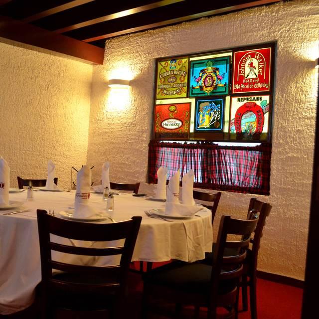 Salon Quijote - Restaurant El Trocadero, Coatzacoalcos, VER