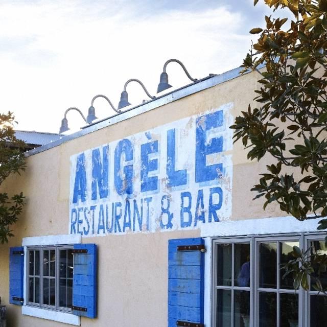 Angèle Restaurant & Bar, Napa, CA