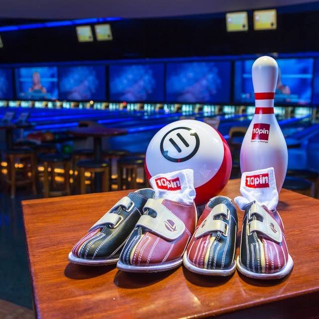 10pin Bowling Lounge, Chicago, IL