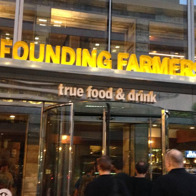 Founding Farmers - DC, Washington, DC