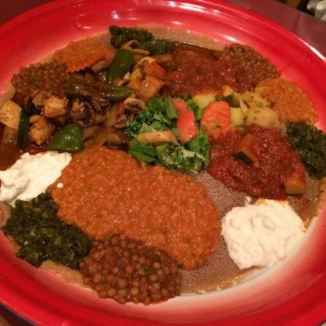Assab Eritrean Cuisine, San Francisco, CA