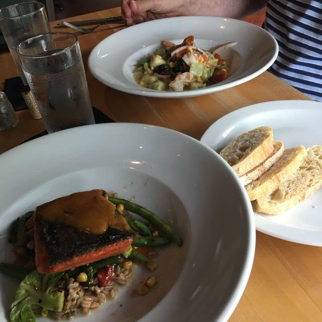 Alba Restaurant, Des Moines, IA