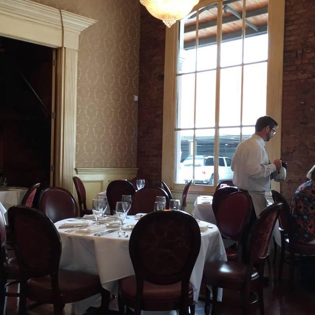 Restaurant August, New Orleans, LA