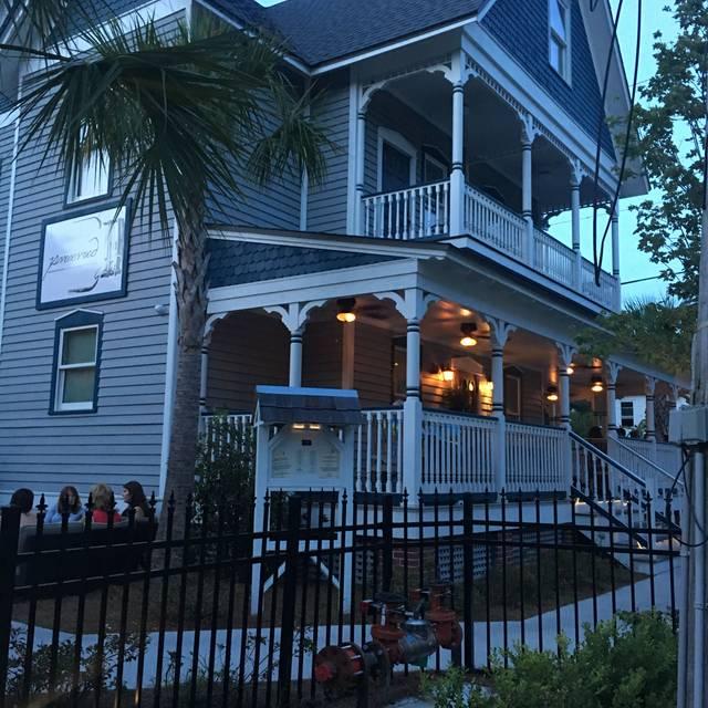 Preserved Restaurant, St. Augustine, FL