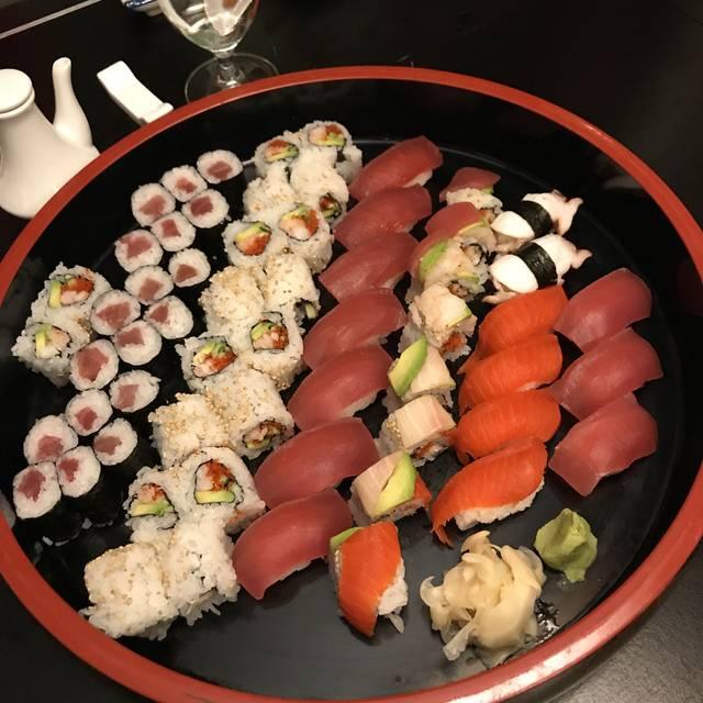 Samurai Sushi Bar & Restaurant - Fairmont Banff Springs Hotel, Banff, AB