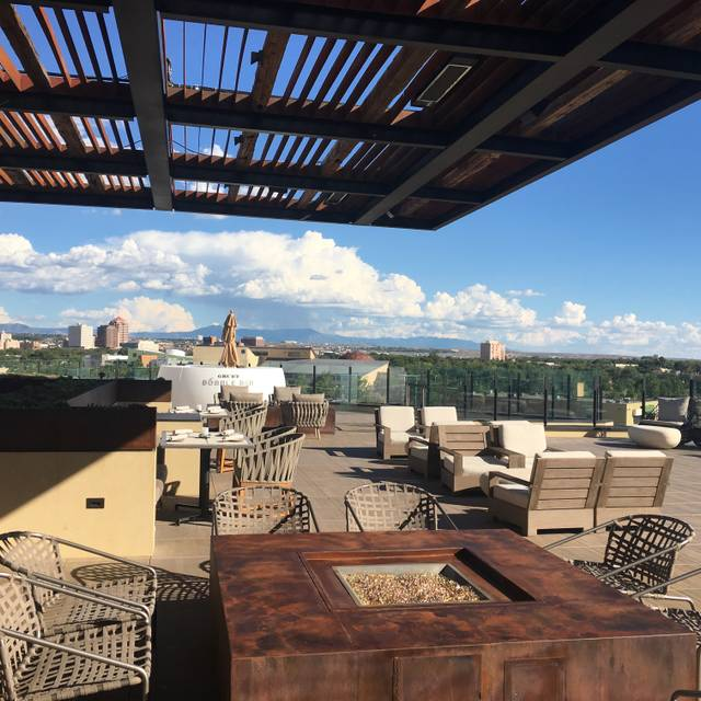 Level 5 Rooftop Restaurant Lounge Albuquerque