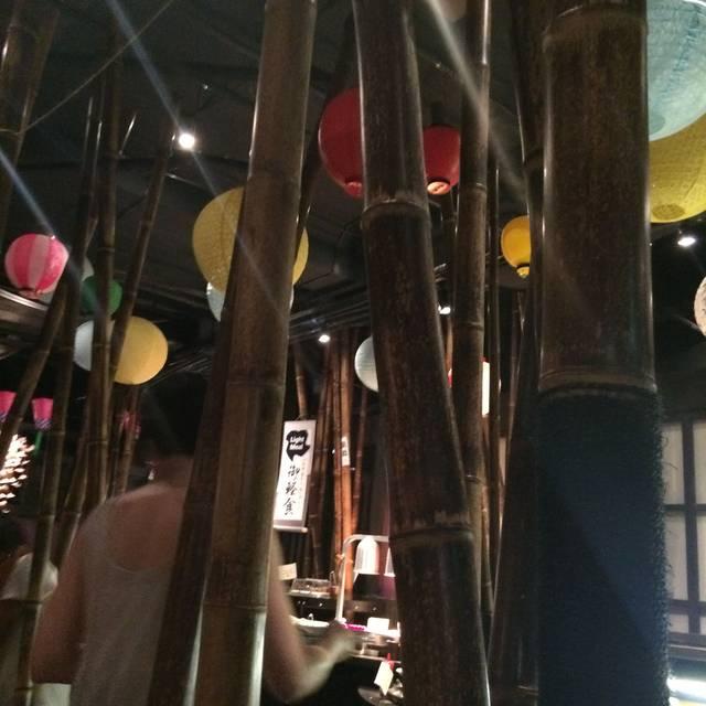 NINJA KYOTO buffet, Kyoto-shi,Nakagyo-ku, Kyoto