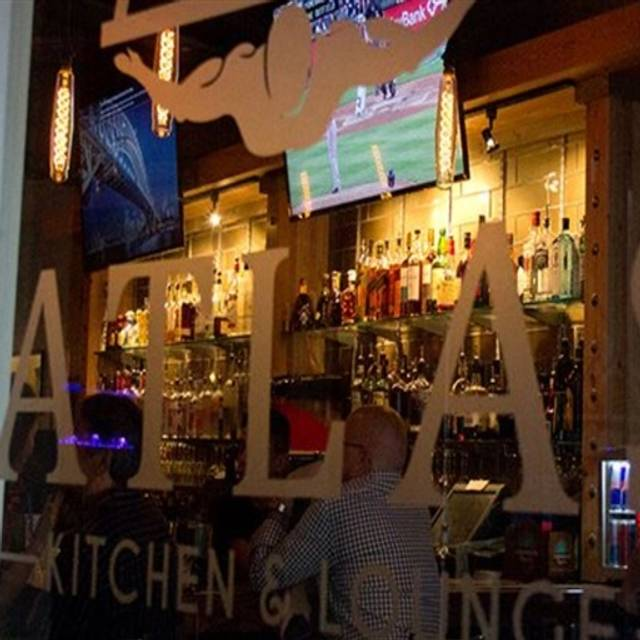 Atlas Kitchen & Lounge, Seattle, WA