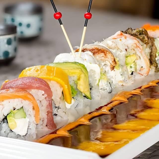 Sushi - La Mariskeña Campestre, León, GUA