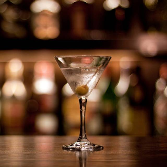 Martini - Portneuf Grille & Lounge at the Riverside Inn, Lava Hot Springs, ID