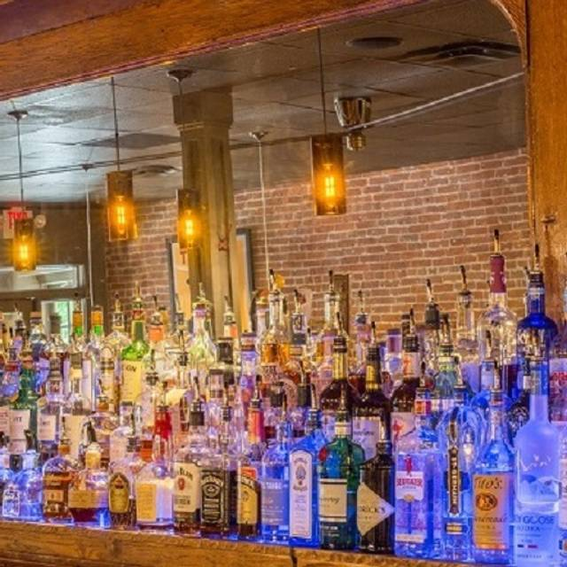 Blue Bar - Cobblestone, Zionsville, IN