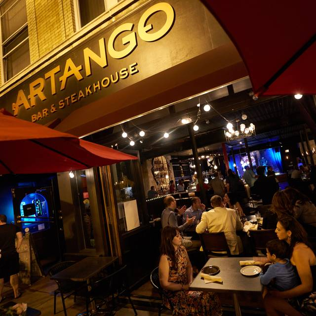 Artango Bar & Steakhouse, Chicago, IL