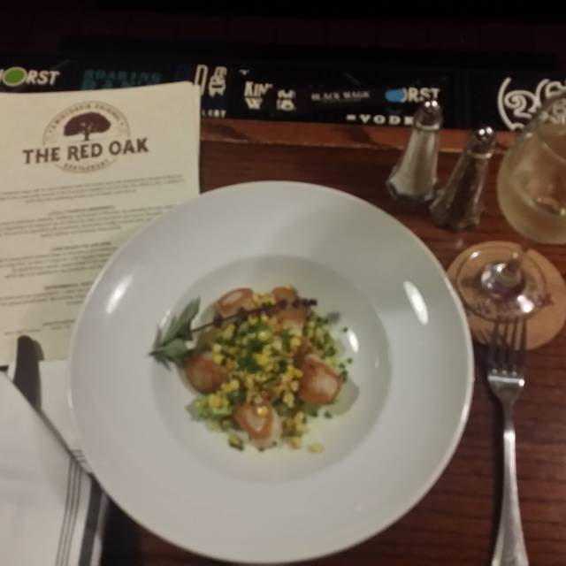 The Red Oak Restaurant, Bristol, WI
