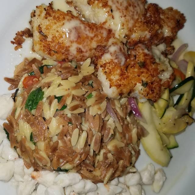 Pearl's Saltwater Grille, Savannah, GA