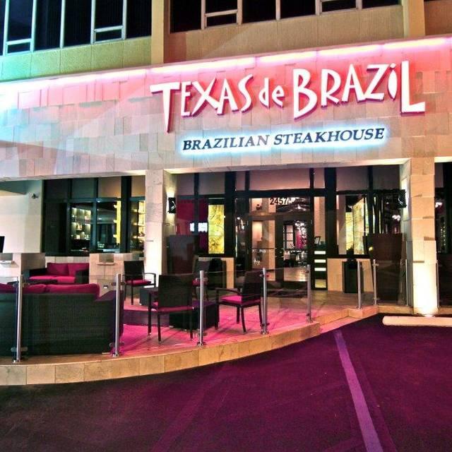 Texas De Brazil - Ft.  Lauderdale - Texas de Brazil - Ft. Lauderdale, Fort Lauderdale, FL